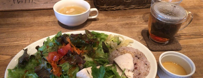FOREST Cafe & Dining is one of 五反田お気に入り飲食店.