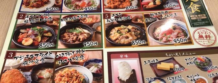 魚や一丁 新宿三光町店 is one of 西院'ın Beğendiği Mekanlar.