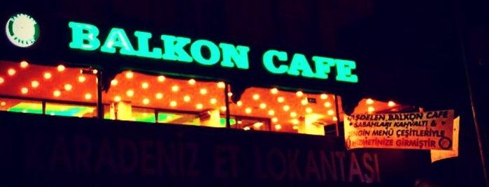 Balkon Cafe Taşdelen is one of aklin : понравившиеся места.