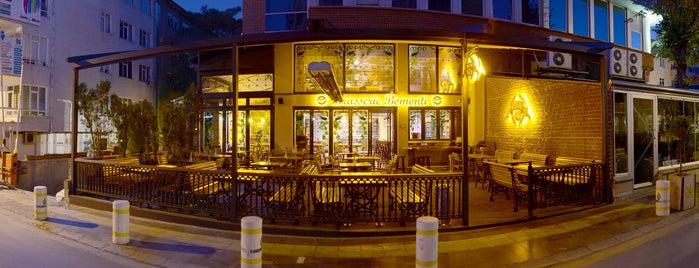 Brasserie Bomonti is one of Ankara Akşamları.