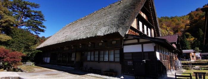 和田家住宅 is one of Takayama.