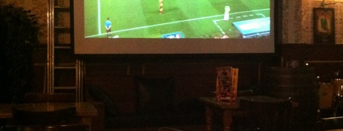Grizzly72 Sports Bar is one of Bar de futbol - complert.