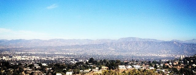 Mulholland Scenic Overlook is one of #myhints4LosAngeles.