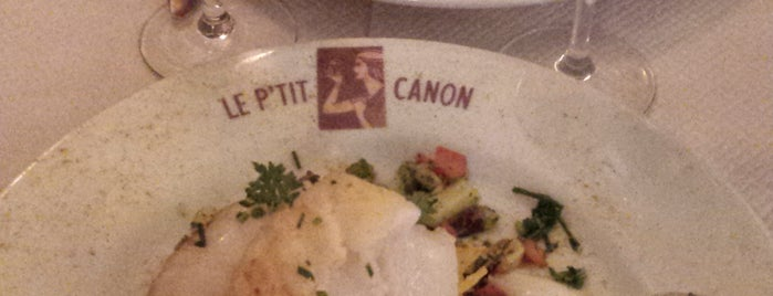 Le P'tit Canon is one of Paris17 : Villiers - Batignolles - Epinettes.