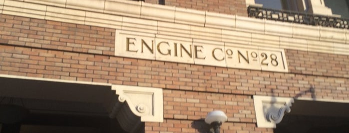 Engine Co. No. 28 is one of Downtown Los Angeles Nightlife.