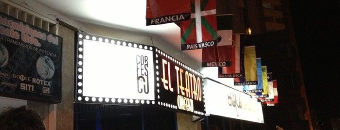 Teatro Corfescu is one of Locais curtidos por Vane.