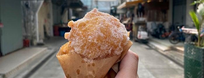 Tai O Bakery is one of Orte, die Flora gefallen.