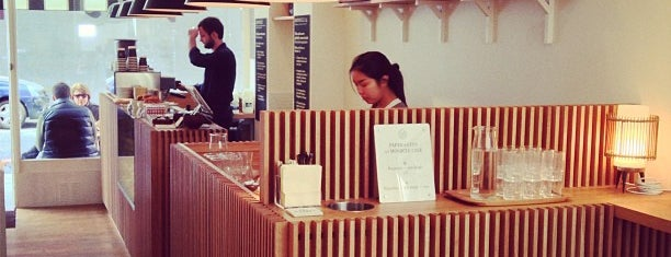The Monocle Café is one of Evelineさんの保存済みスポット.