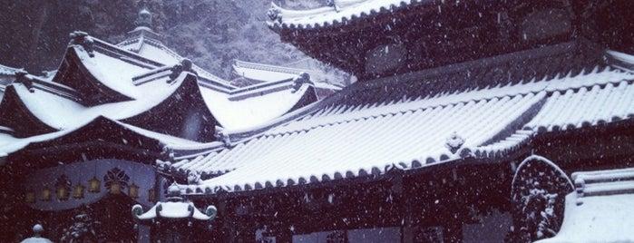 宝山寺 is one of Osaka.