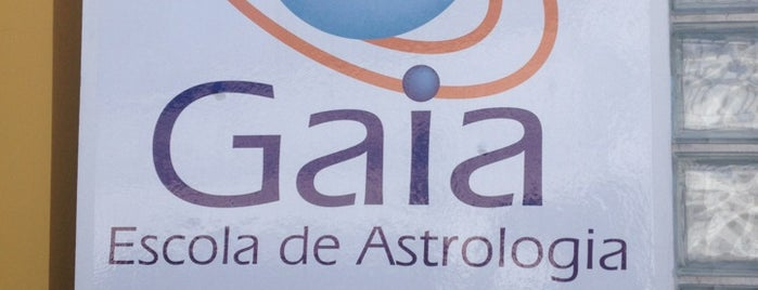 Gaia Escola de Astrologia is one of Bianca'nın Kaydettiği Mekanlar.