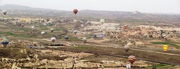 Paşabağı is one of Kapadokya.