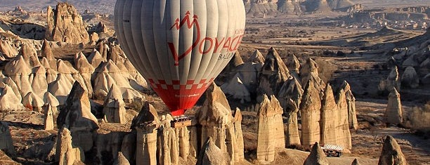 Voyager Balloons is one of Cappadocia.