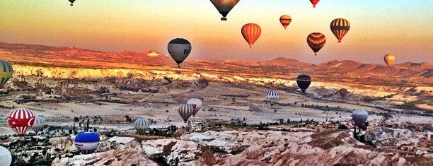 Kızılçukur Vadisi is one of Breathtaking Cappadocia/Kapadokya.