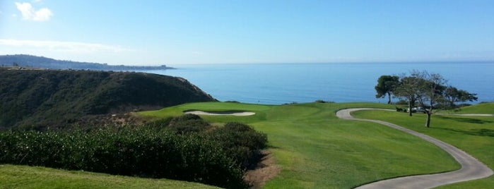 Torrey Pines Golf Course is one of San Diego, CA.