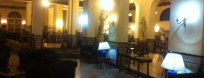 Hotel Sevilla is one of CUBA.