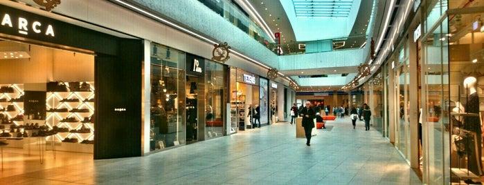 I love shopping in Brescia