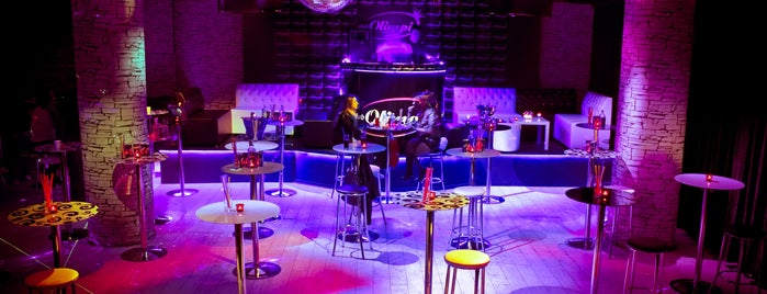 Olimpia V.I.P Club is one of Swarming Nightlife in Istanbul.