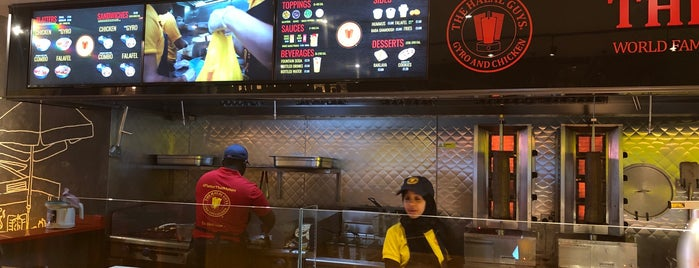 The Halal Guys is one of London 3.