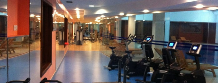 Adapark Wellness Club is one of zevkli mekan.