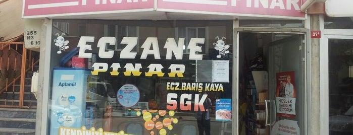 Pınar Eczanesi is one of Pendik Eczaneleri.