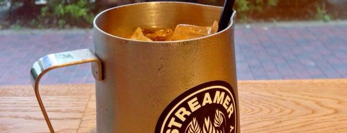 Streamer Coffee Company is one of Coffee shops.