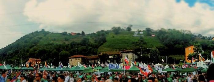 Festa Democratica di Pontida is one of Venue da sistemare.