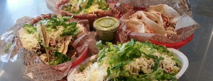 Chipotle Mexican Grill is one of Wayne'nin Beğendiği Mekanlar.