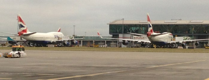 London Heathrow Airport (LHR) is one of Things to do in Europe 2013.