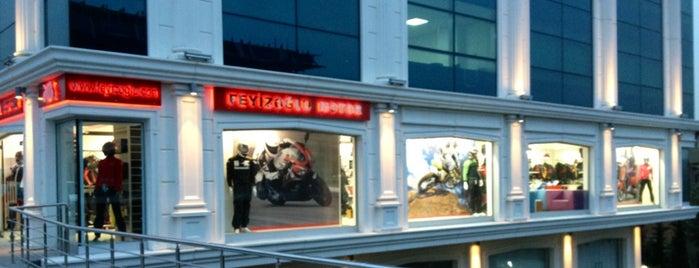 Feyizoğlu Motorsiklet is one of Posti salvati di Atakan.