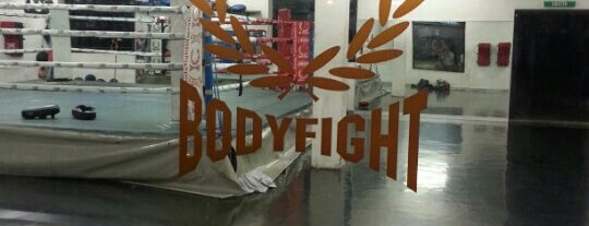 Palestra Body Fight Liberati is one of Tempat yang Disukai Daniele.