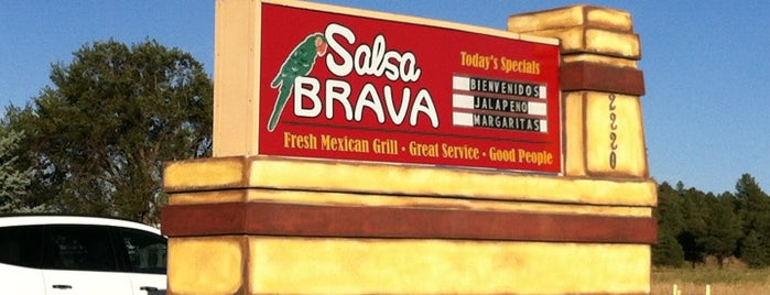 Salsa Brava is one of Phoenix.