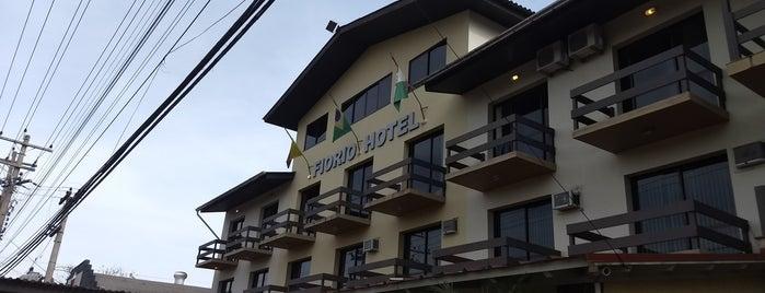 Fiorio Hotel is one of Minha lista.