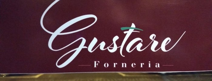 Gustare Forneria is one of Lugares favoritos de Luis Gustavo.