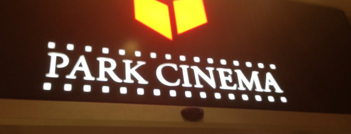 Park Cinema is one of ♏️UTLU'nun Beğendiği Mekanlar.