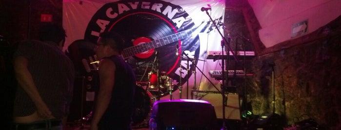 La Caverna Rock & Bar is one of Lugares que probar (personal).