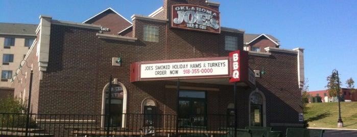 Oklahoma Joe's BBQ is one of Top Restaurants.