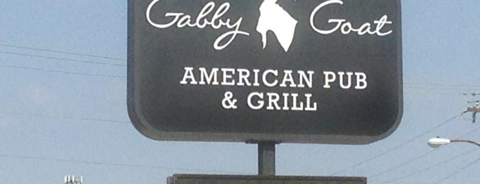 Gabby Goat American Pub & Grill is one of Customers.