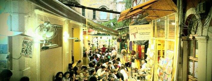 Kahveci Mustafa Amca Jean's is one of istanbul.