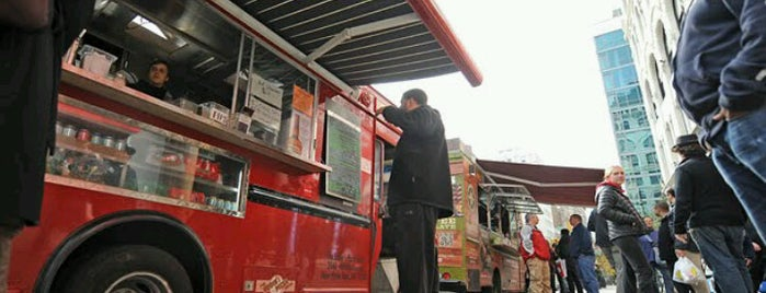 NBC New York Food Truck is one of Favorite Food.