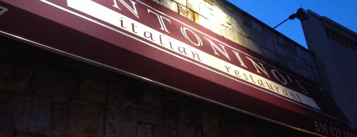 Antonino's Italian Restaurant is one of Restaurants.