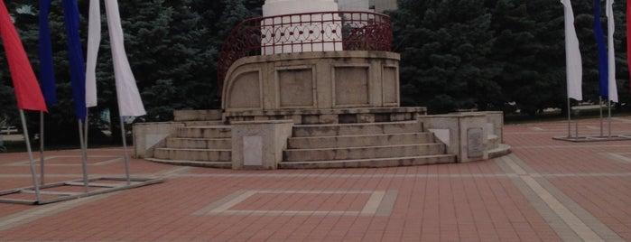 Центральная площадь им. Ленина is one of Fedor : понравившиеся места.