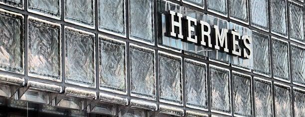 Maison Hermès is one of Tok..