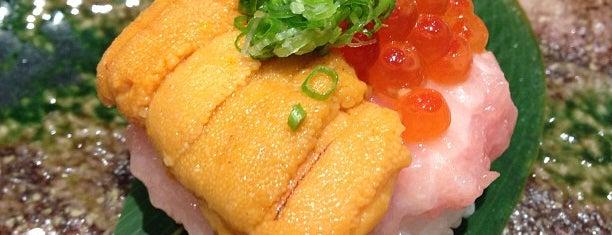 Sen-ryo is one of Ichiro's reviewed restaurants.