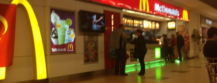 McDonald's is one of Serdar Gultekinさんのお気に入りスポット.