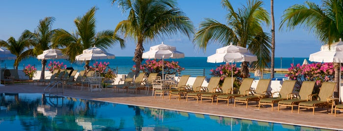 Southernmost Beach Resort is one of Non restaurants.