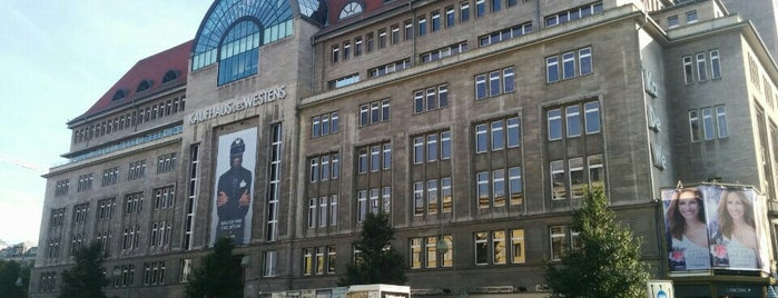 Kaufhaus des Westens (KaDeWe) is one of Berlin to-do list.