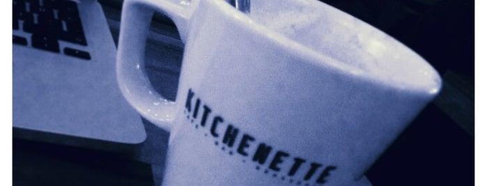Kitchenette is one of Posti che sono piaciuti a Erhan.