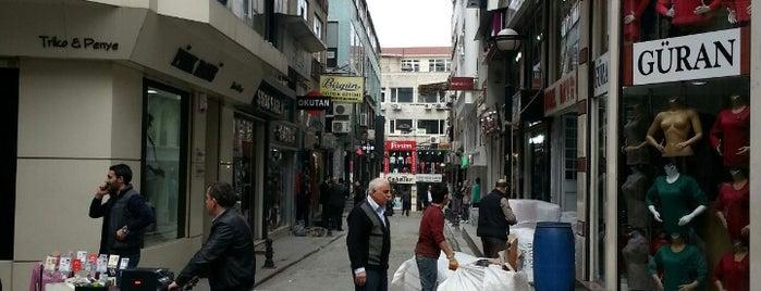 Cağaloğlu is one of İstanbul Mahalle.