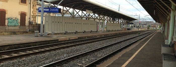 Stazione Firenze Statuto is one of Best places in Firenze, Repubblica Italiana.