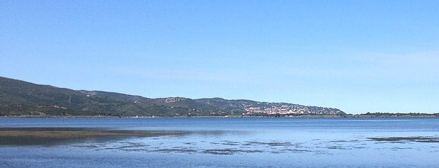 Laguna di Orbetello is one of Unconventional Tuscany.